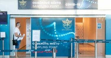 فحوصات جديدة صارمة للوافدين الدوليين في مطار براغ