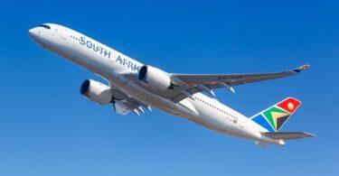 South African Airways volve aos ceos o 23 de setembro