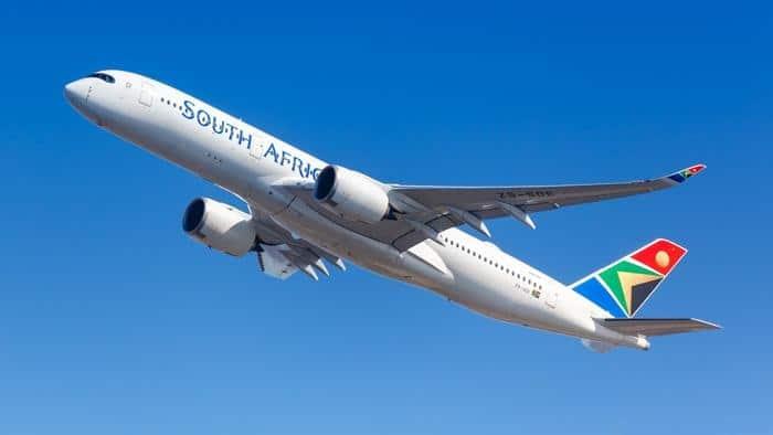 სამხრეთ აფრიკის ავიახაზები ცაში ბრუნდება 23 სექტემბერს