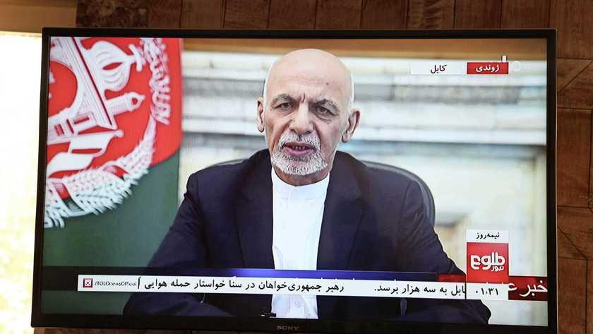 アフガニスタン大統領