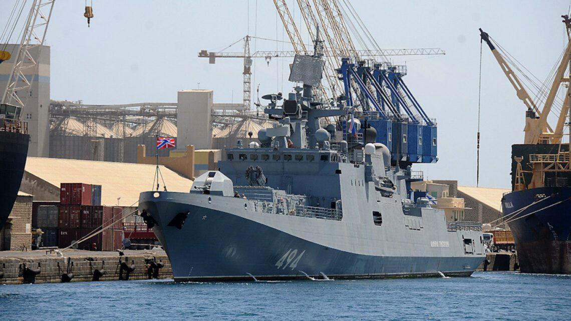Nga muốn có căn cứ hải quân ở Sudan, Sudan muốn có tiền