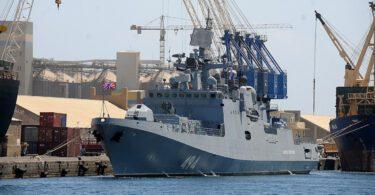 Russia wants naval base in Sudan, Sudan wants money