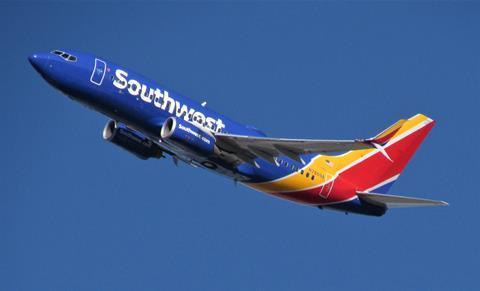 Új járatok Ontario és Austin között a Southwest Airlines -on