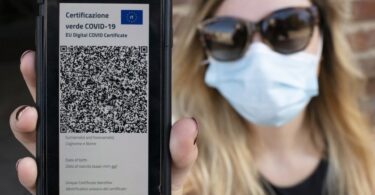 COVID-19 health pass is now mandatory in Italy