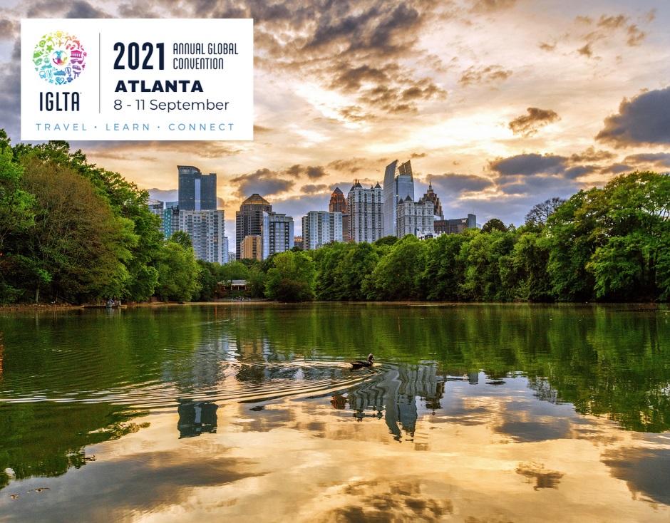 Pemimpin pariwisata LGBTQ+ berkumpul di Atlanta untuk 'reuni keluarga'