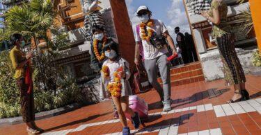 新しいCOVID-19の症例が減少したため、バリはXNUMX月に外国人観光客に再開される可能性があります