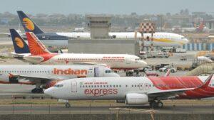 الهند ترفع من قدرتها على الطيران إلى 85٪ من مستويات ما قبل COVID