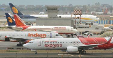 インドは航空会社のキャパシティをCOVID前のレベルの85%に引き上げます