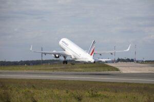 Airbus va Air France energiya tejaydigan parvozlarni maqsad qilib qo'ygan