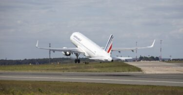 Airbus and Air France target most energy efficient flights