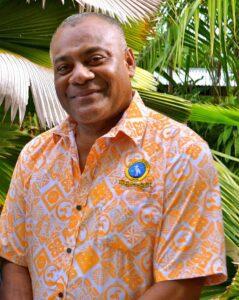 Turismo Solomons funebras pri la perdo de ĉefoficisto Josefa Tuamoto