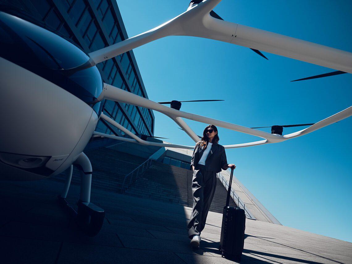 Volocopter Chengdu: annunziatu una nova impresa cumuna tedesca-cinese