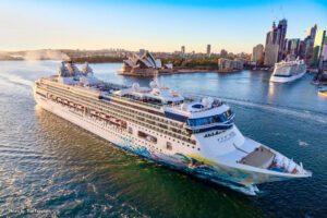 P&O Cruises ავსტრალია აგრძელებს პაუზას სიდნეისა და ბრისბენის გამგზავრებებზე