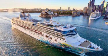 P&O Cruises Australia- ն երկարաձգել է դադարները Սիդնեյից և Բրիսբենից մեկնելիս