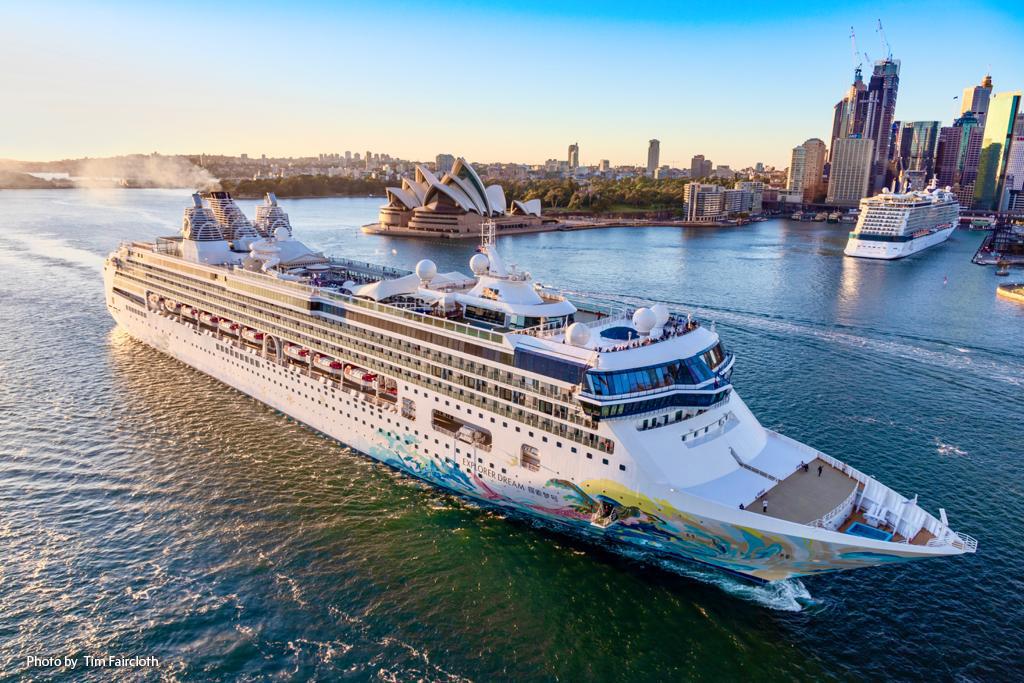 Ny P&O Cruises Australia dia nanitatra fiatoana taorian'ny fiainganan'i Sydney sy Brisbane