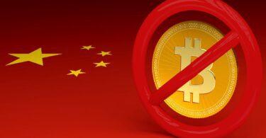 يعلن بنك الصين أن جميع صفقات التشفير غير قانونية ، ويتعطل البيتكوين