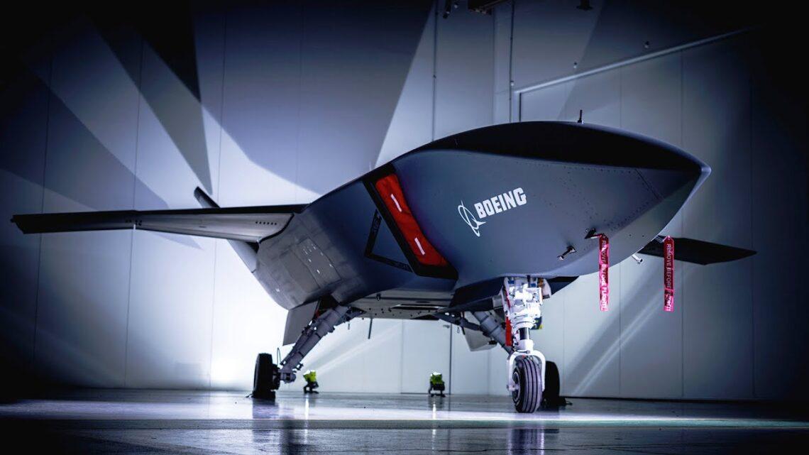 Boeing će u Australiji izgraditi novu vrstu drona