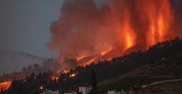 Pulo Canary La Palma saiki dadi zona bencana