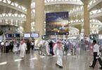 Tursan bho Doha gu Medina, Saudi Arabia air Qatar Airways a-nis