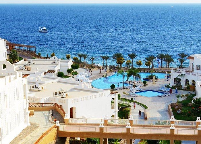 Voos de Sharm El-Sheikh, Luxor e Cairo na Qatar Airways agora