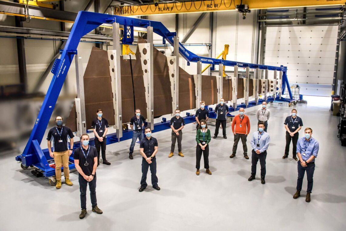 Airbus anuncia seu primeiro protótipo de asa ecológica
