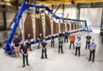 エアバスが最初のエコウィングプロトタイプを発表