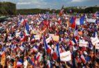 Paraly i Paris satria an'arivony no nanohitra ny fizotran'ny fahasalamana COVID-19