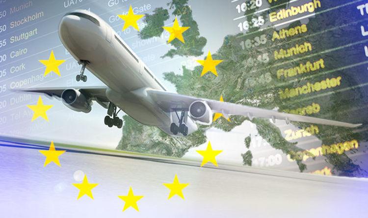 Pemulihan perjalanan udara musim panas Eropa gagal