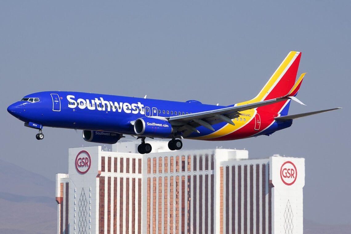 San José ad Reno-Tahoe volatus in Africus Airlines sileo