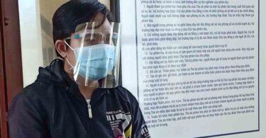 Вьетнамда COVID таратқаны үшін ер адам 5 жылға бас бостандығынан айырылды