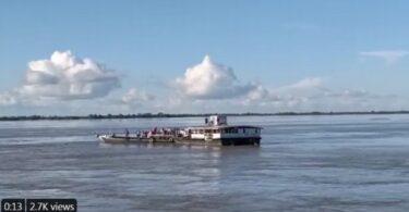 Isang patay, dose-dosenang nawawala sa two-ferry disaster sa India