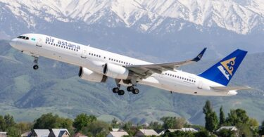 Più voli à Londra, Kiev è Istanbul avà nantu à Air Astana