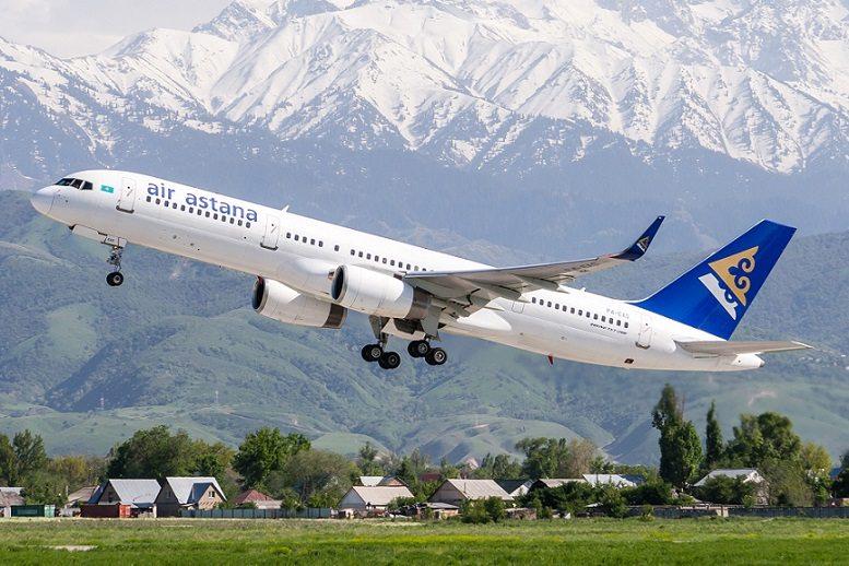 एयर अस्ताना पर लंदन, कीव और इस्तांबुल के लिए और उड़ानें अब
