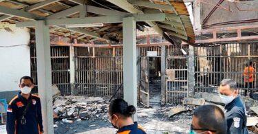 Hindi bababa sa 41 ang napatay, 80 ang nasugatan sa sunog ng bilangguan sa Jakarta
