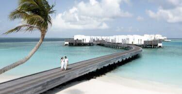 Jumeirah Maldives: Resort mewah semua vila dibuka pada bulan Oktober