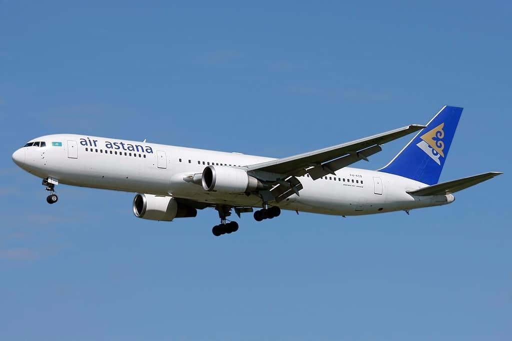 Vòl soti nan Kazakhstan Maldiv yo sou Air Astana kounye a