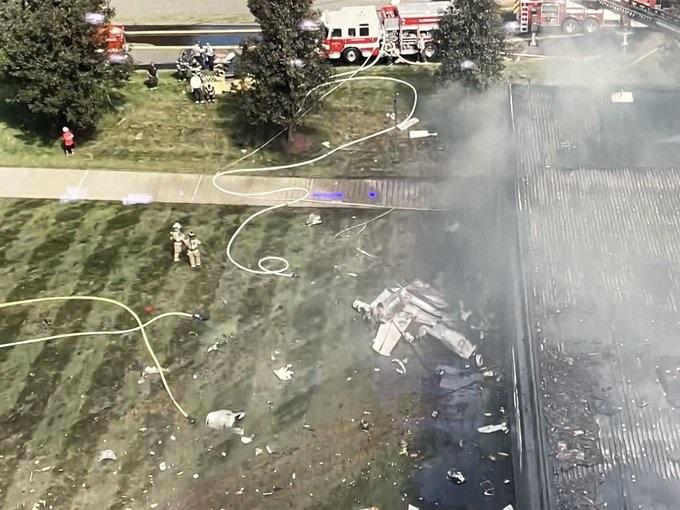 4 души загинаха при самолетна катастрофа в Кънектикът