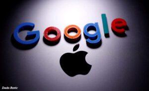 """Rosja wzywa Google i Apple w związku z """"nielegalnymi działaniami antyrosyjskimi"""""""