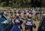 لهستان به دلیل افزایش مهاجران غیرقانونی در مرز بلاروس وضعیت فوق العاده اعلام کرد