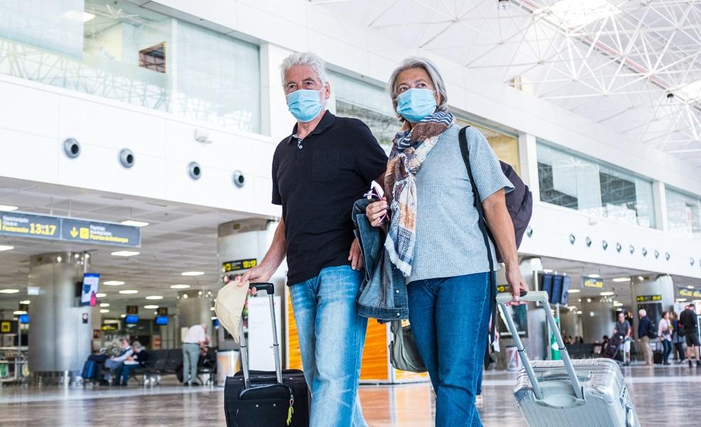 IATA: Адкрыццё ЗША для вакцынаваных падарожнікаў - выдатная навіна