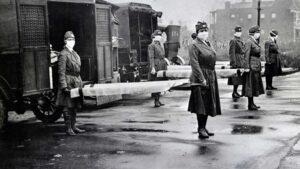 COVID-19 取代 1918 年流感成为美国最致命的流行病