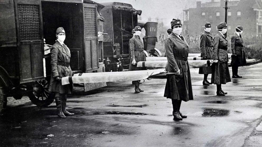 A COVID-19 az 1918-as influenzát trónolja az USA leghalálosabb járványaként