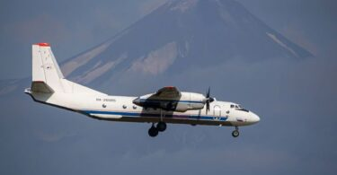 Plane with 6 people onboard disappears in Russia's Far East