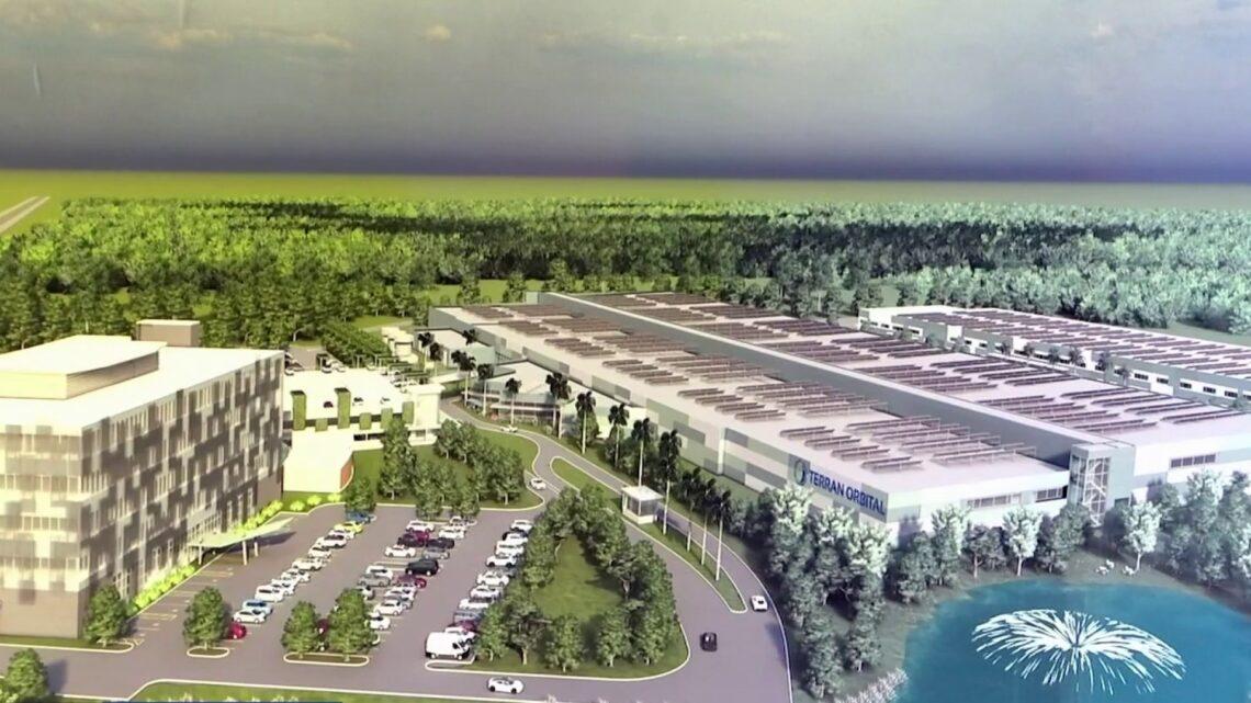 Největší komerční vesmírné zařízení na světě, které má být postaveno na Floridě