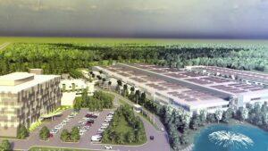 Verdens største kommersielle romfartøyanlegg som skal bygges i Florida