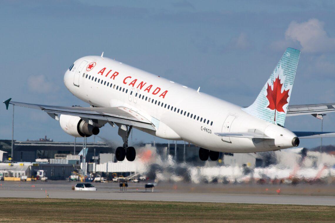 Voos do Canadá para a Índia na Air Canada agora