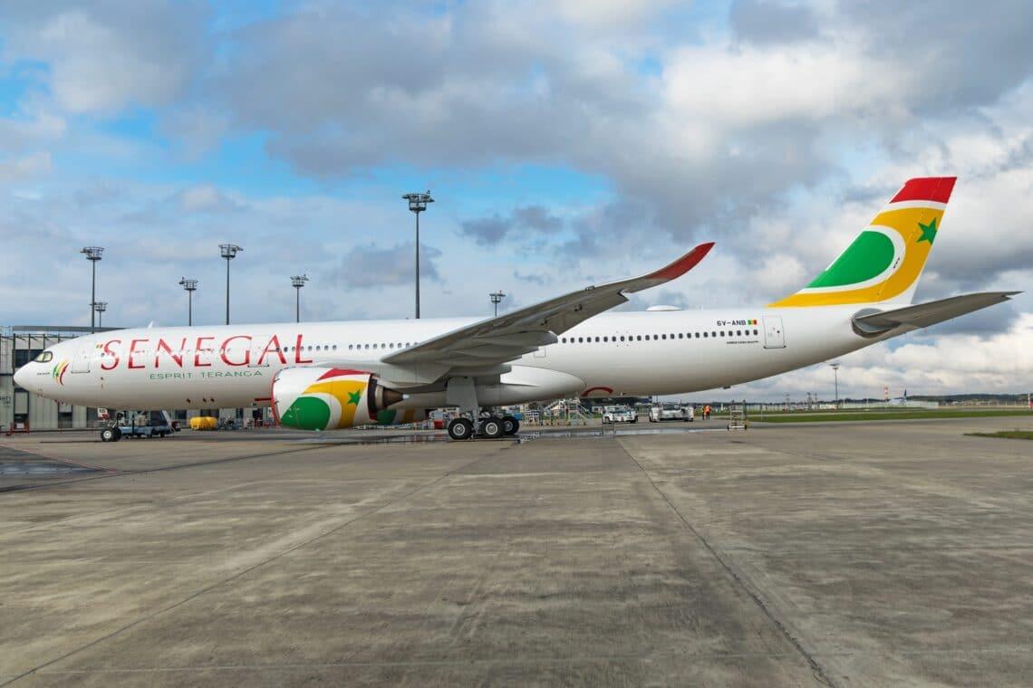 Dakar til New York City og Washington på Air Senegal nå