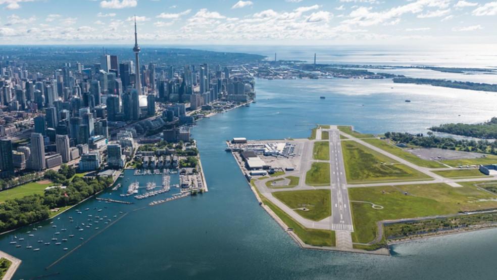 Letiště Billy Bishop Toronto City obnovuje komerční službu