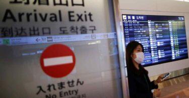 جاپان ويڪسين ٿيل مسافرن لاءِ داخلا جي پابندين کي آسان ڪرڻ لاءِ