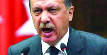 Турк АНУ болон бусад 9 элчин сайдаа хөөнө гэж сүрдүүлэв